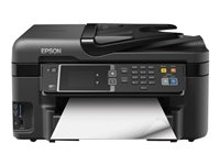 Epson C11CD19302 Epson Workforce Wf-3620Dwf – Impresora Multifunción – Color – Chorro De Tinta – Legal (216 × 356 Mm), A4 (210 × 297 Mm) (Material) – Hasta 19 Ppm (Impresión) – 250 Hojas – 33.6 Kbps – Lan,