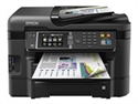 Multifuncion Epson Wifi Con Fax Workforce Wf-3640Dtwf - 33/20Ppm Borrador - Duplex - Escaner 1200X2400ppp - Adf - 2 Bandejas - Cart. 27 Bk/C/M/Y /Xl