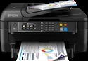 Epson C11CF77402 - Descripción Del Productoepson Workforce Wf-2760Dwf – Impresora Multifunción ( Color )Tipo