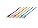 Cable Equip Rj45 Latiguillo U/Utp Cat.6 0.5M Rojo