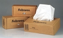 Fellowes 36053 - Pack De 100 Bolsas Destructoras (Hasta 34 Litros Capacidad) - Corte: 0,00 Mm; Corte Ancho: