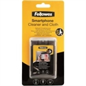 Fellowes 9910601 - Spray Limpiador 20 Ml Y Gamuza Microfibra - Tipologia Detergente: Spray Líquido + Paño; In