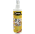 Fellowes 99718 - Spray Limpiador 250 Ml Pantallas - Tipologia Detergente: Spray Líquido; Inflamable: No; Ag