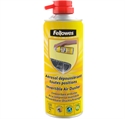 Fellowes 9974804 - Spray Aire A Presion Sin Hfc 200 Ml - Tipologia Detergente: Spray De Aire; Inflamable: Sí;