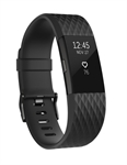 Fitbit FB407GMBKL-EU - Fitbit Charge 2. Tipo de dispositivo: Wristband activity tracker, Color del producto: Antr
