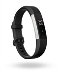 Fitbit FB408SBKL-EU - Fitbit Alta HR. Tipo de dispositivo: Wristband activity tracker, Color del producto: Negro