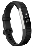 Fitbit FB408SBKS-EU - Fitbit Alta HR. Tipo de dispositivo: Wristband activity tracker, Color del producto: Negro