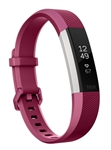 Fitbit FB408SPMS-EU - Fitbit Alta HR. Tipo de dispositivo: Wristband activity tracker, Color del producto: Rojo,