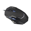 Fox FXR-SM-11 - RATON OPTICO FOX XRAY FXR-SM-112 RAGE FIRE GAMING 2500 DPI