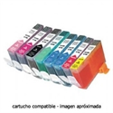 Generica CH564EE-C - Cartucho Compatible Con Hp Ch563ee 301Xl Color NegroRendimiento: 330 Paginas.Compatible Co