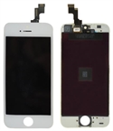 Generica REPIP5S-2 - Repuesto Iphone 5S / Se Lcd+Touch Blanco Original
