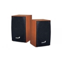 Genius 31731063101 - Altavoz Usb Sp-Hf160 4W Marron - Color Principal: Marrón; Wireless: No