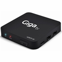 Giga-Tv GTV-870-0 - Android tv - ott box quad coreResolución real uhd 4k (h.265)Android 6.0MiracastWifi integr