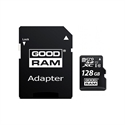 Goodram M1AA-1280R12 - MEM MICRO SD 128GB GOODRAM M1AA CL10 UHS-I+ADAPT MEM MICRO SD 128GB GOODRAM M1AA CL10 UHS-