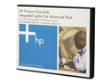 Hewlett-Packard-Enterprise 512488-B21 - Hp Ilo Advanced For Bladesystem Including 1Yr 24X7 Support Single Server License -