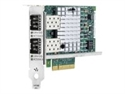 Hewlett-Packard-Enterprise 665249-B21 - Hp Ethernet 10Gb 2-Port 560Sfp Adapter - Tipologia Interfaz Lan: Iscsi; Conector Puerta La