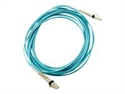 Hewlett-Packard-Enterprise AJ836A - 5M Multi-Mode Om3 Lc/Lc Fc Cable - Tipo Conector A: Lc; Tipo Conector B: Lc; Longitud: 5,0