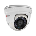 Hiwatch DS-T103-F - CAMARA TVI HD HIWATCH DOMO OUTDOOR DS-T103-F 720P  IR 20M  LENTE FIJA  IP66  (TVI AHD CVI