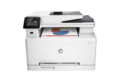 Hp M6D61A#B19 HP Color LaserJet Pro MFP M274n - Impresora multifunción - color - laser - Legal (216 x 356 mm) (original) - A4/Legal (material) - hasta 18 ppm (copiando) - hasta 18 ppm (impresión) - 150 hojas - USB 2.0, LAN, host USB