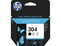 Hp AN9K06AE - HP Cartucho de tinta Original 304 negro. Marca compatible: HP, Código OEM: N9K06AE, Colore