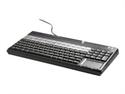 Hp FK218AA - HP POS Keyboard with Magnetic Stripe Reader - Teclado - USB - para ElitePOS G1 Retail Syst