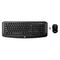 Hp LV290AA#ABE - Hp Wireless Keyboard  Mouse((10) - Interfaz: Inalámbrica; Interfaz: Wireless; Color Princi
