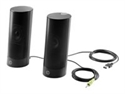 Hp N3R89AA - HP USB Business speakers v2 - Altavoces - para PC - 4 vatios (Total) - negro (color de la