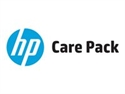 Hp U8PM2PE - Electronic HP Care Pack Next business day Channel Partner only Remote and Parts Exchange S