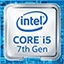 Intel BX80677I57400 - Type Cpu / MicroprocessorMarket Segment DesktopFamily Intel Core I5Model Number ? I5-7400F
