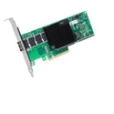 Intel XL710QDA1BLK - Intel Ethernet Converged Network Adapter XL710-QDA1 - Adaptador de red - PCIe 3.0 x8 perfi