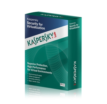 Kaspersky-Enterprise KL4251XAMFW Security For Virtualization-Server -