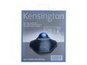 Kensington K72337EU - Orbit Trackball With Scroll Ring - Interfaz: Usb; Color Principal: Negro; Ergonómico: Sí;