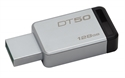 Kingston DT50/128GB - DataTraveler® 50 es una unidad Flash USB ligera, disponible en distintas capacidades entre