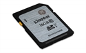 Kingston SD10VG2/16GB - 16Gb Sdhc Class10 Uhs-I 45Mb/S Read - Tipología: Secure Digital Hc Analogico; Capacidad: 1