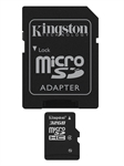 Kingston SDC4/32GB - Micro Sd 32Gb Clase 4 Adaptador - Tipología: Micro Sd; Capacidad: 32,00 Gb; Clase: 4,00; V