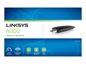 Linksys AE1200-EU - Wireless-N Usb Adaptador - Tipologia Interfaz Lan: Usb; Conector Puerta Lan: Wifi; Velocid
