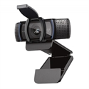Logitech 960-001252 - Logitech HD Pro Webcam C920S - Cámara web - color - 1920 x 1080 - audio - USB