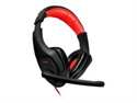 Mars-Gaming MH1 - MARS GAMING MH1 - Auricular - tamaño completo - cableado
