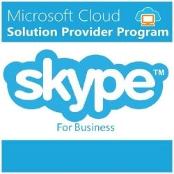 Microsoft CSP-SKB-P1-GOV Skype For Business Online (Plan 1) (Government Pricing) -