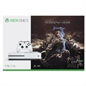 Microsoft 234-00188 - Xbox One S 1Tb:Shadows Of Mordor - Capacidad De Disco Duro: 1.000 Gb; Color Principal: Bla