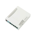 Mikrotik RB951UI-2HND - WIRELESS ROUTER MIKROTIK RB R951UI-2HND WIRELESS ROUTER MIKROTIK RB R951UI-2HND 5xFAST ETH