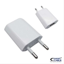 Nanocable 10.10.2001 - Mini Cargador Usb Para Ipod Iphone,5V-1A, Blanco. Nombre: Mini Cargador Usb Para Ipod Ipho