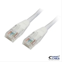 Nanocable 10.20.0401-W - Latiguillo Rj45 Cat.6 Gris 1Mts Nanocable. Especificaciones TécnicasColor: GrisLongitud: 1