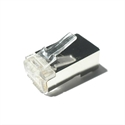 Nanocable 10.21.0103 - - Conector Para Cable Red Cat.5E Rj45 Ftp 8 Contactos - Bolsa 10 Unidadesnanocable Conecto