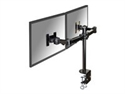 Newstar FPMA-D960D - NewStar Full Motion Dual Desk Mount (clamp) FPMA-D960D - Montaje en el escritorio para 2 p