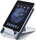Newstar NS-LS100 - Laptop- Ipadstand Mobile Version - Tipología Específica: Kit De Conexión Usb*; Material: M