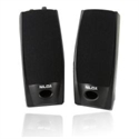Nilox 10NXCA49AC001 - Altavoces J27 Ac Speak - Color Principal: Negro; Wireless: No