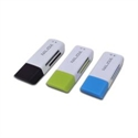 Nilox 10NXCRMI00003 - Mini Card Reader Usb Blue - Tipología: Externo Analogico; Color Primario: Azul; Interfaz: