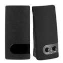 Nilox NXAS001 - Audio Speakers 2.0 Per Pc - Color Principal: Negro; Wireless: No