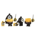 No-Definido 320542 - Memoria Usb Tribe 16 Gb Minions Movie Pirata Usb 2.0